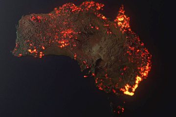 Australia under fire: environmental warfare and the climate change deception