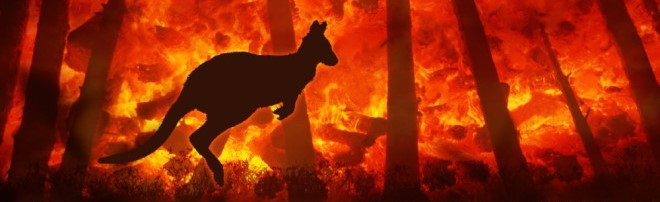 Australian Wildfires deliberately brought about – Wake Up Or Die!